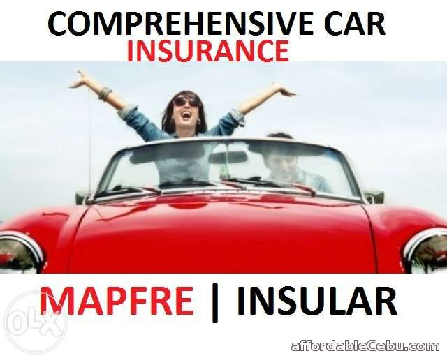 1st picture of COMPREHENSIVE CAR INSURANCE(MAPFRE INSULAR) Offer in Cebu, Philippines