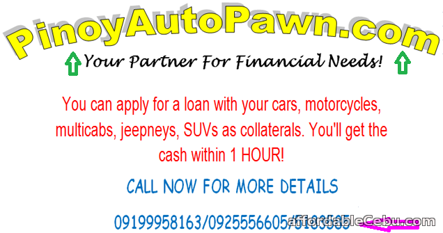 3rd picture of Apply for a loan and get an instant cash within 1HOUR! QUICK cash loan! Offer in Cebu, Philippines