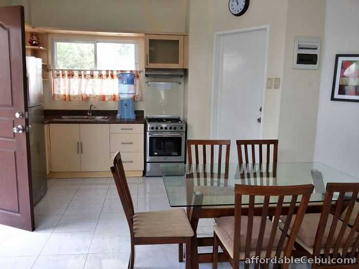 2nd picture of Affordable Fully-furnished 3-Bedroom House & Lot in Talamban Cebu for Rent For Rent in Cebu, Philippines