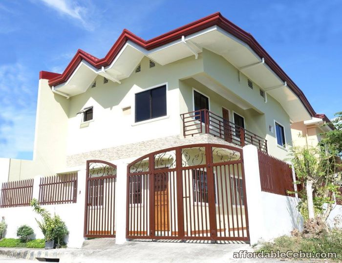 1st picture of Ready for Occupancy House & Lot in Consolacion Cebu near SM For Sale in Cebu, Philippines