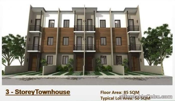 1st picture of Townhouse in Cebu City For Sale in Cebu, Philippines