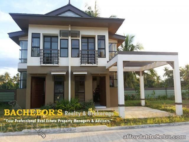 1st picture of NAGA Cebu House & Lot 4 SALE Sumiya Model For Sale in Cebu, Philippines
