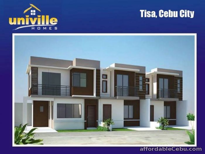 1st picture of UNIVILLE HOMES - Tisa, Labangon, Cebu City - 2.9M For Sale in Cebu, Philippines