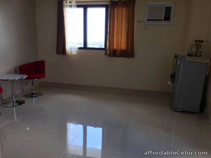 5th picture of Fully-furnished Studio Unit Condo in Mandaue Cebu near Sacred Heart School For Rent in Cebu, Philippines