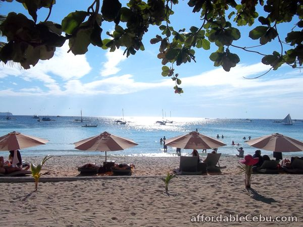 1st picture of Boracay Tour Package, Joining Island Hopping Tour Offer in Cebu, Philippines