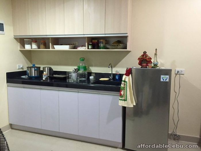 2nd picture of Fully-furnished Studio Unit Condo in Mandaue Cebu near Sacred Heart School For Rent in Cebu, Philippines