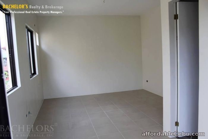 4th picture of Townhouse with 3 bedrooms with expandable floor area For Sale in Cebu, Philippines
