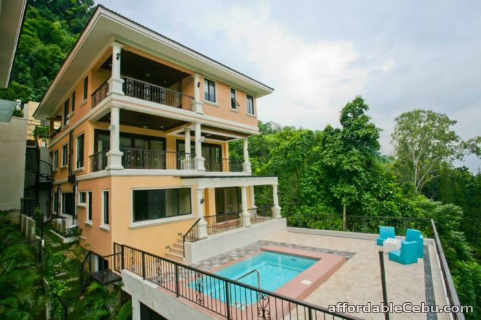 5th picture of Elegant Brand New House and Lot For Sale with Swimming Pool in Cebu City For Sale in Cebu, Philippines