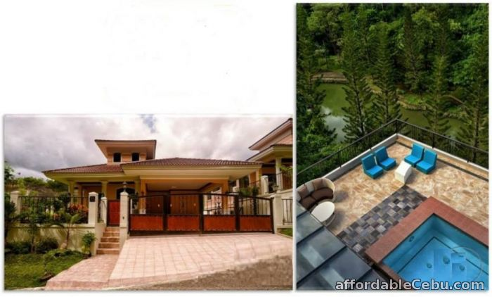 1st picture of Elegant Brand New House and Lot For Sale with Swimming Pool in Cebu City For Sale in Cebu, Philippines
