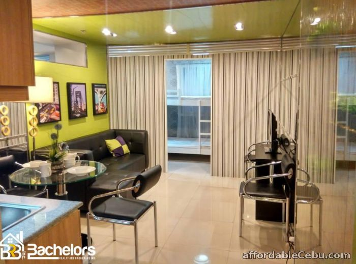 4th picture of Parthenon Residences 1 Bedroom Unit For Sale in Cebu, Philippines