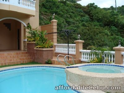2nd picture of 4 Level House w/ Pool Fully Furnished Sunny Hills Sub. Talamban Cebu City 16m For Sale in Cebu, Philippines