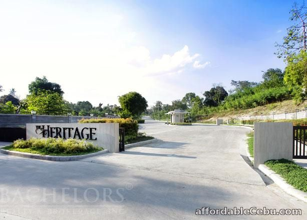 4th picture of The Heritage Lot Only For Sale in Cebu, Philippines