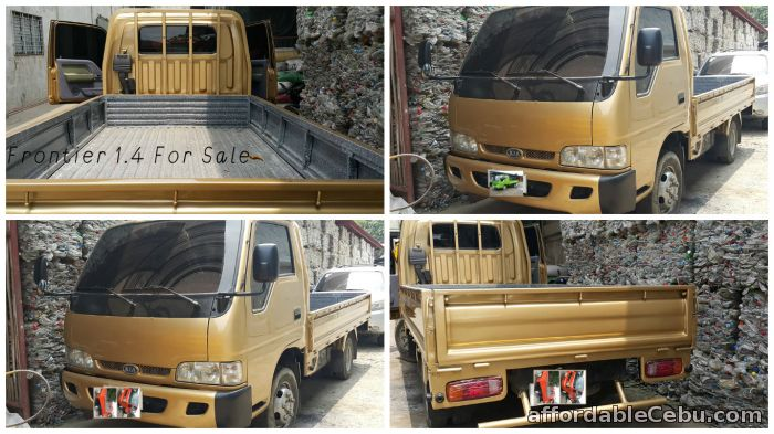 1st picture of Kia frontier 1.4 FOR SALE For Sale in Cebu, Philippines