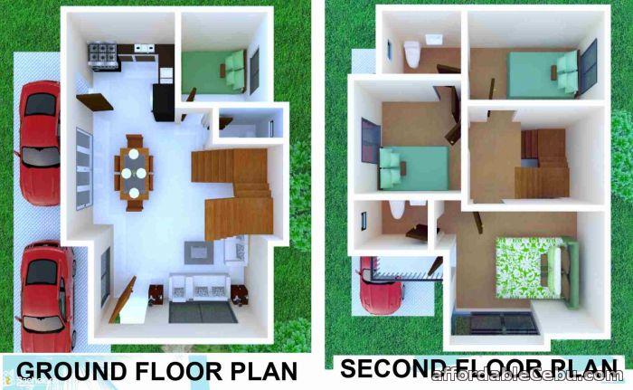 3rd picture of Anami Homes North Aster II Model Location: Jugan, Consolacion, Cebu For Sale in Cebu, Philippines