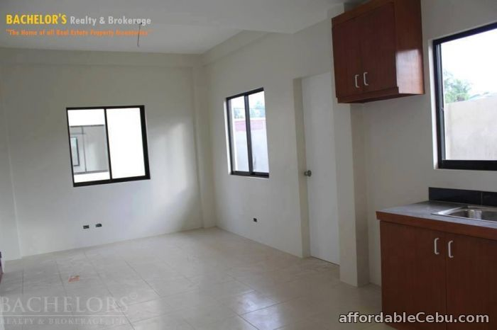 3rd picture of Townhouse with 3 bedrooms with expandable floor area For Sale in Cebu, Philippines