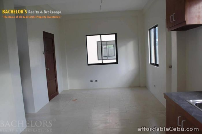 5th picture of Townhouse with 3 bedrooms with expandable floor area For Sale in Cebu, Philippines