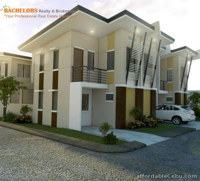1st picture of Lucena Homes Townhouses Last Unit For Sale in Cebu, Philippines