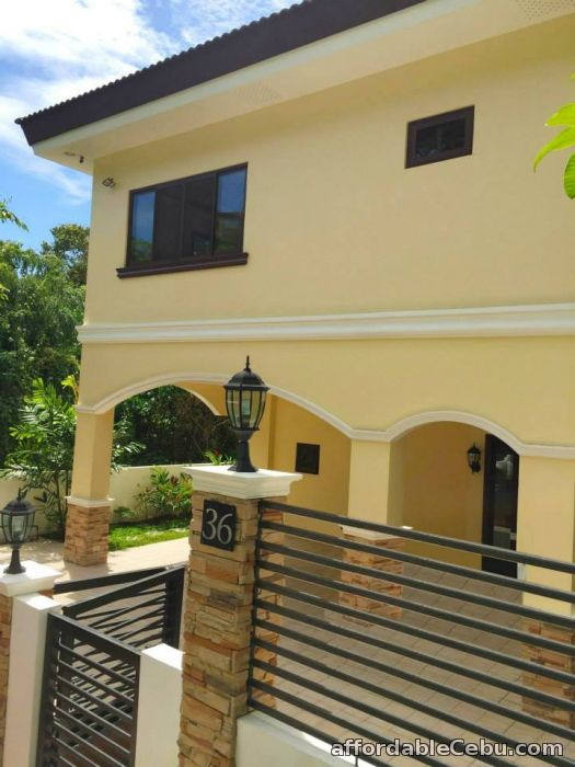 1st picture of Elegant 3BR Brand New House and Lot For Sale in Cebu City For Sale in Cebu, Philippines