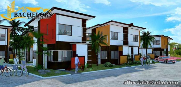 4th picture of Talisay Townhouse FOR SALE Beatriz Model For Sale in Cebu, Philippines