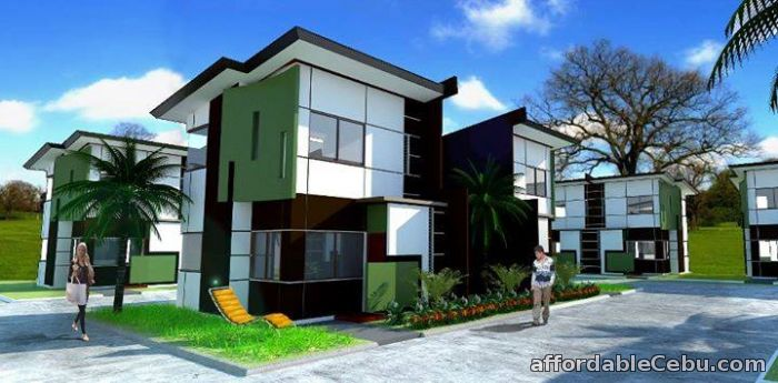 2nd picture of Talisay Townhouse FOR SALE Beatriz Model For Sale in Cebu, Philippines