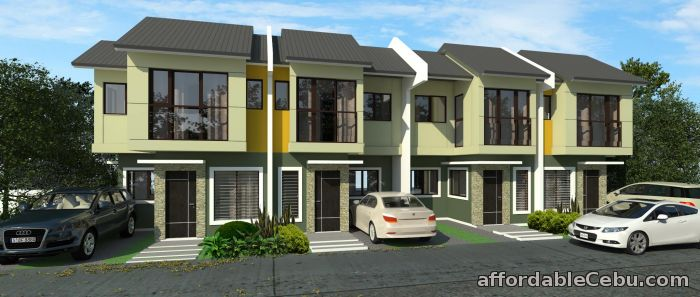 2nd picture of PICA TOWNHOUSE - St. Francis Hills - as low as 10,318/month For Sale in Cebu, Philippines