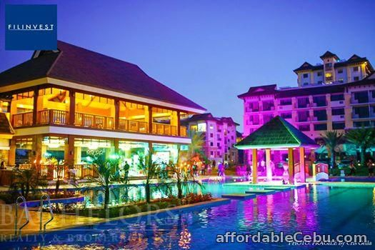 1st picture of Mabolo One Oasis Resort Type Condominium Studio Unit For Sale in Cebu, Philippines