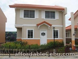 1st picture of Dumaguete House 4 Sale Camella Drina Model For Sale in Cebu, Philippines