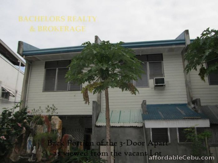 4th picture of Labangon House and Lot with 3-Door Apartment For Sale For Sale in Cebu, Philippines