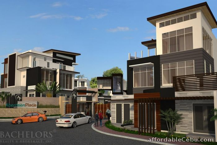 1st picture of Mandaue Aberdeen Place Joisel Model For Sale in Cebu, Philippines