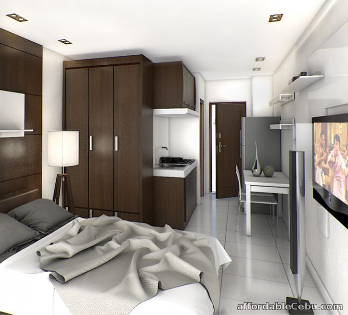 2nd picture of Northstar Condominium Mandaue City Cebu Studio Unit For Sale in Cebu, Philippines