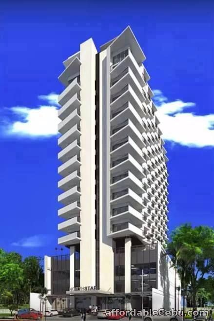 1st picture of Northstar Condominium Mandaue City Cebu Studio Unit For Sale in Cebu, Philippines