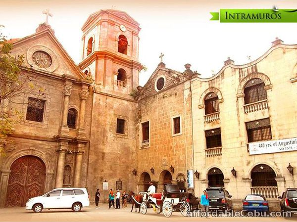 1st picture of Intramuros tour, Manila Bay Dinner Cruise Offer in Cebu, Philippines