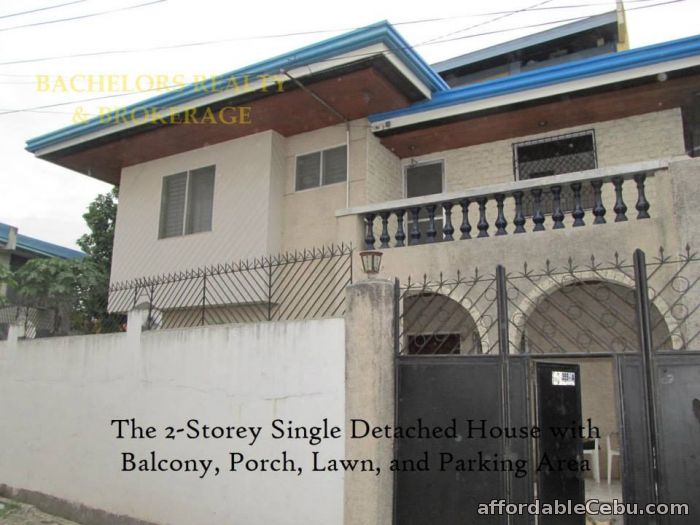 1st picture of Labangon House and Lot with 3-Door Apartment For Sale For Sale in Cebu, Philippines