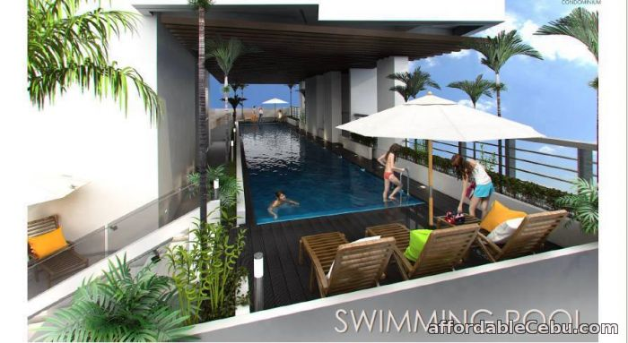 3rd picture of Northstar Condominium Mandaue City Cebu Studio Unit For Sale in Cebu, Philippines