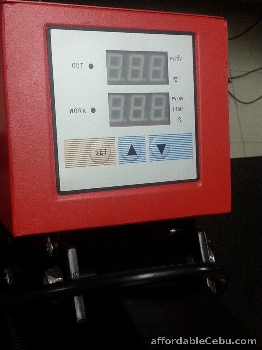 heavy duty heat press machine