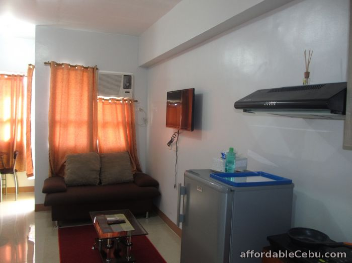 2nd picture of For Rent Furnished Condo near IT Park Lahug, Cebu City For Rent in Cebu, Philippines
