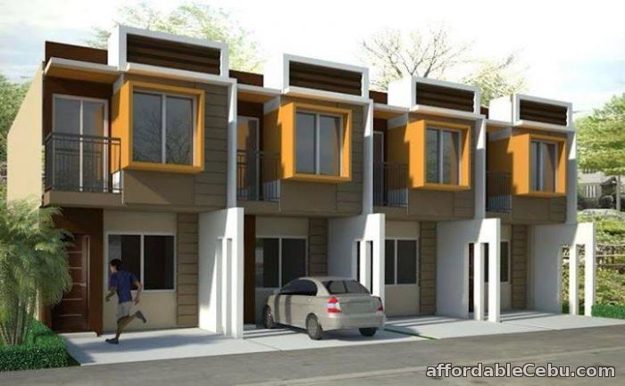 1st picture of Townhouse For Sale in San Roque Talisay City, Cebu For Sale in Cebu, Philippines