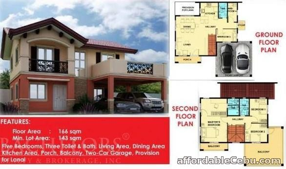 2nd picture of Dumaguete House For Sale Camella Gavina Model For Sale in Cebu, Philippines