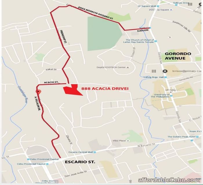 2nd picture of 888 Acacia Drive For Sale in Cebu, Philippines