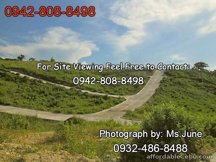 2nd picture of Asap Grove Subdivision lots 5,500 per sqm Overlooking area in San Vicente Liloan For Sale in Cebu, Philippines