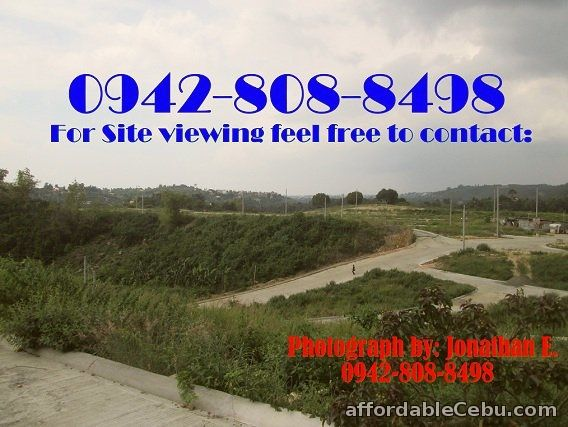2nd picture of Subdivision lot for sale as low as 4,000 per sqm Elevated area in San Vicente Liloan. For Sale in Cebu, Philippines