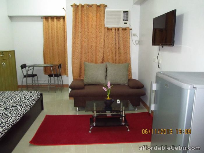1st picture of For Rent Furnished Condo Near IT Park Lahug, Cebu City For Rent in Cebu, Philippines