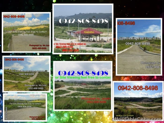 1st picture of Asap Grove Subdivision lots 5,500 per sqm Overlooking area in San Vicente Liloan For Sale in Cebu, Philippines