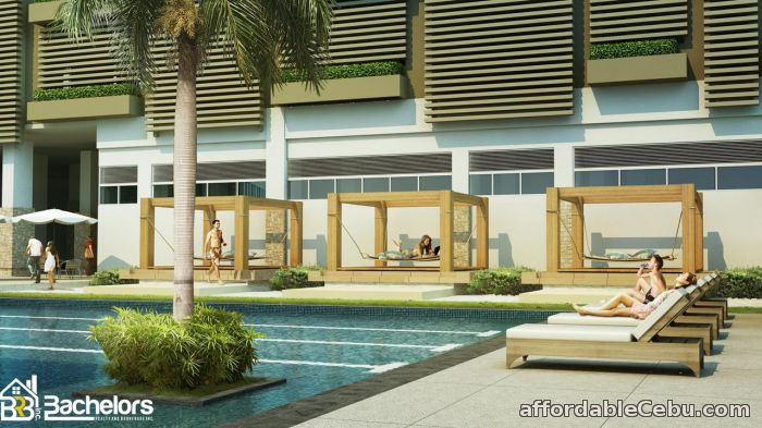 1st picture of Solinea @ Cebu Business Park, Cebu City Studio Unit (Tower 1-3) For Sale in Cebu, Philippines