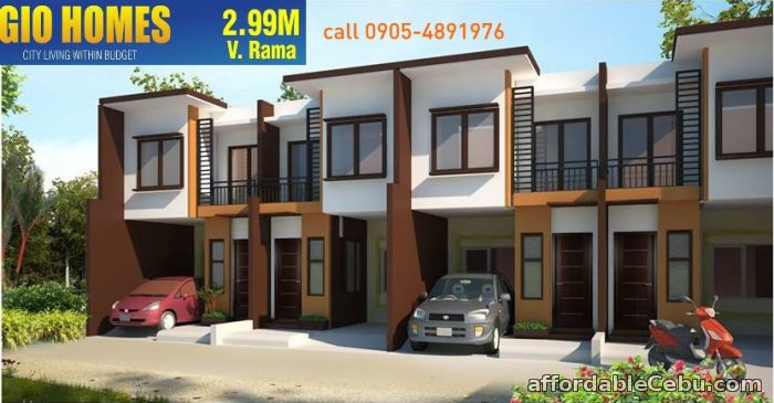 1st picture of Affordable House and Lot for Sale in V RAMA Cebu City For Sale in Cebu, Philippines
