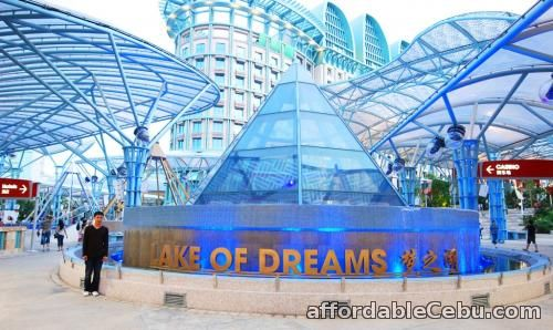 1st picture of Singapore tour package, with Universal Studios Offer in Cebu, Philippines