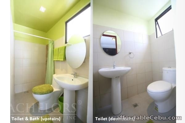 1st picture of FOR SALE HOUSE AND LOT IN CANDUMAN MANDAUE CITY Almiya Vera Single Attached For Sale in Cebu, Philippines