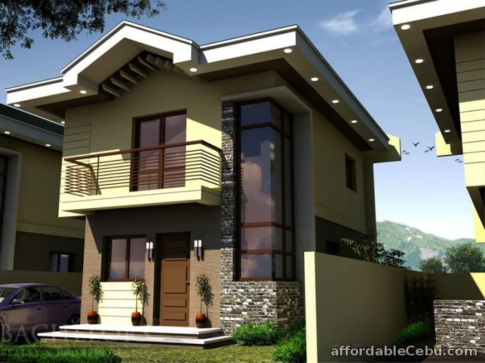 1st picture of 4 BEDROOM North Gate Subdivision Phase 2 Single Attached House For Sale in Cebu, Philippines