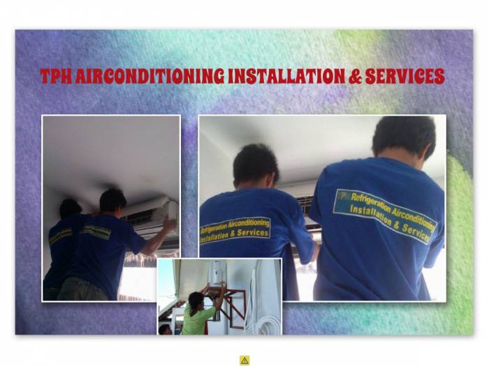 1st picture of TPH Airconditioning repair cleaning and installation specialist registered business Offer in Cebu, Philippines