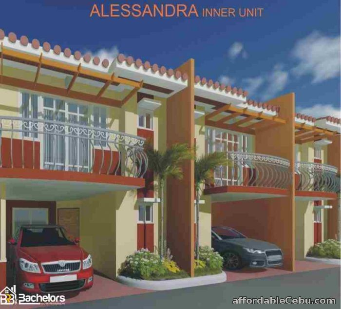 1st picture of SANTA MONICA ESTATE  ALESSANDRA MODEL For Sale in Cebu, Philippines